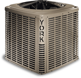 Efficient heat pump options from YORK