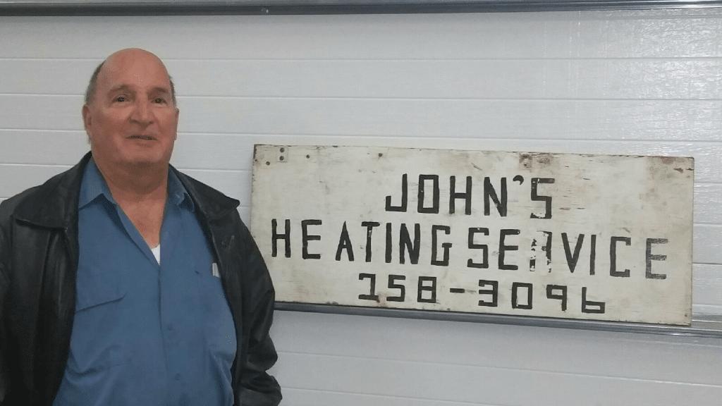Sauve Heating: John Sauve