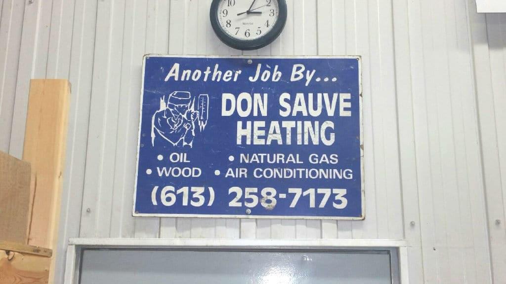Sauve Heating: Don Sauve Heating