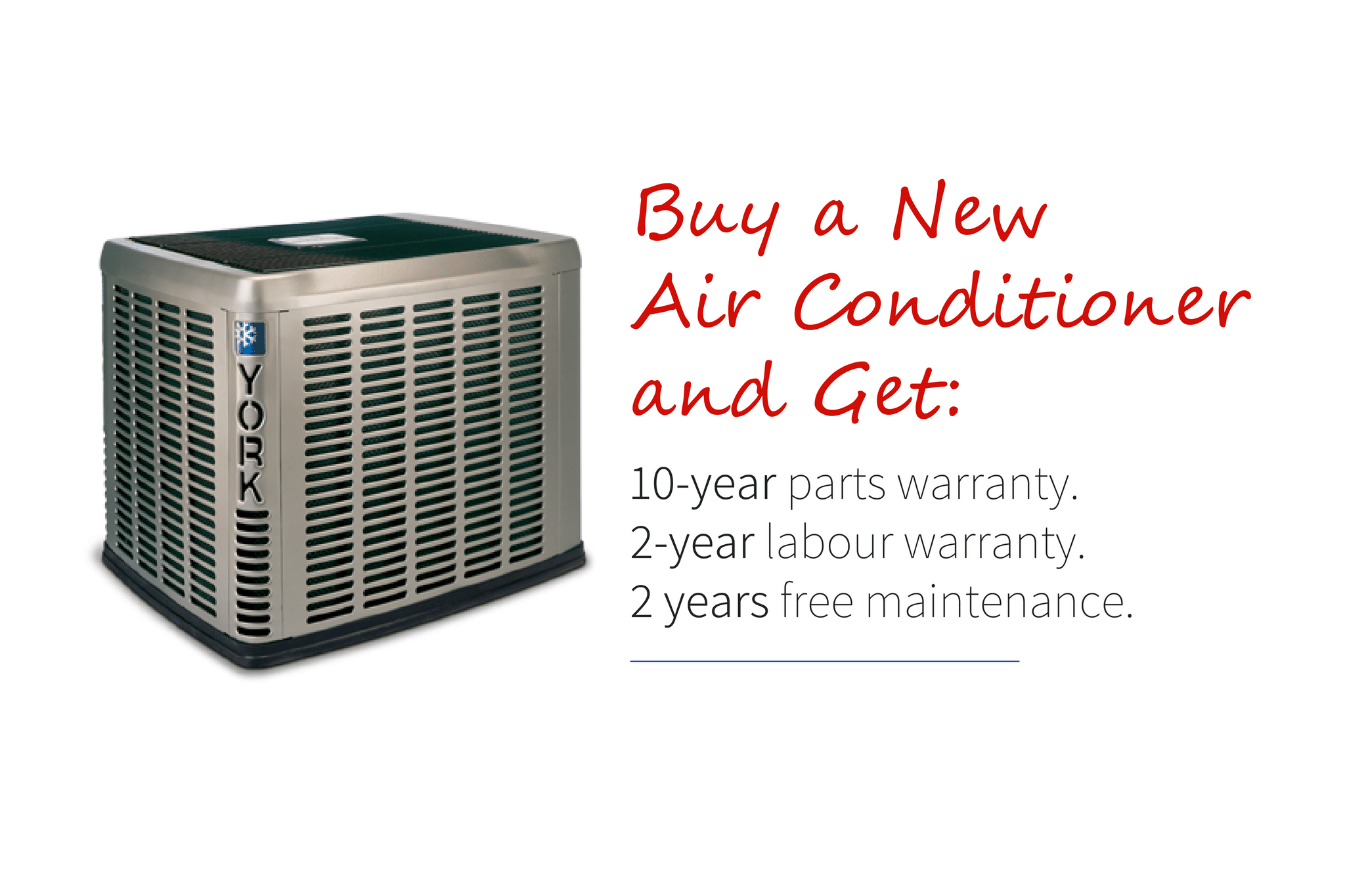 The benefits of buying your next air conditioner from Sauve Heating