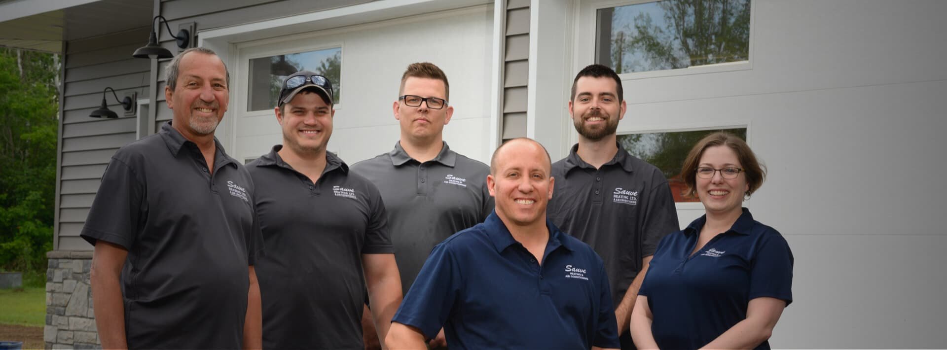 HVAC team at Sauve heating and ac in Ottawa