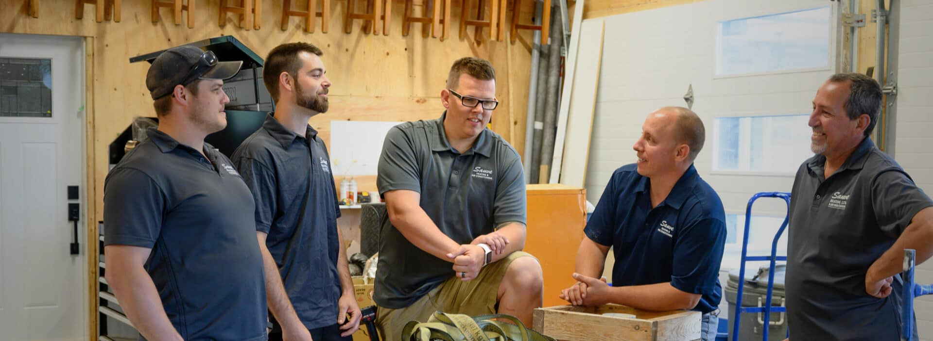 the Ottawa HVAC experts team